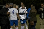 Men's soccer team ends winning season