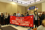 Women's basketball wins NAIA championship