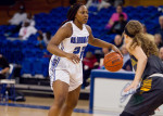 Women's basketball competes for championship