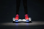 Not on board: Officials ban hoverboards on campus