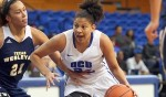 Women's basketball swoops past Bacone