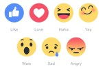 A guide to the 7 new Facebook reactions