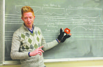 Music professor uses puppets to engage with students