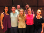Music theater students to perform in China