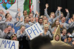 Gamma Phi Beta wins Homecoming sweepstakes