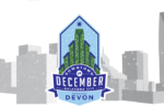 Downtown in December offers holiday-themed events