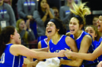 Women's basketball team moves on to championship game