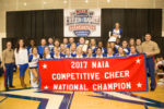 Spirit squad members proud of winning first national championship