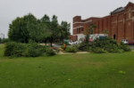 Severe weather hits, damages university