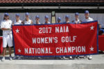 Women's golf takes national championship title for eighth time